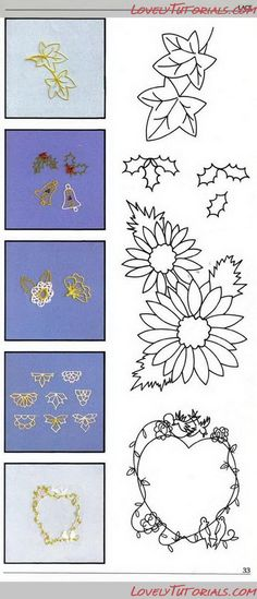royal icing piping figures & patterns | edible cupcake toppers | cookie decorations |