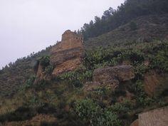 Castillo de  Paleras - Murcia