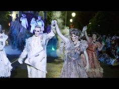 """Boo To You"" Parade at Mickey's Not-So-Scary Halloween Party 2013 - YouTube"