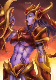 League of Legends - Shyvana