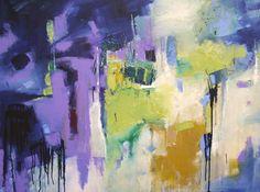 "Acrylic on 36"" x 48"" gallery wrap canvas. http://melizabethchapman.artspan.com"