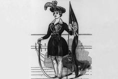 9 Female Pirates You Should Know.  Arrgggh!  And they be ferocious pirates all. Pirates!
