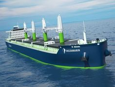 German ship owner Hamburg Bulk Carriers (HBC) has placed an order for Deltamarin's B.Delta bulk carrier series. The order for new B.Delta43 series includes three firm ships plus options. The 43,000 tdw bulk carriers, to be built by CSC Qingshan Shipyard. The cargo carrying capacity is 54,000 m3. The service speed at design draft shall be 14.0 knots