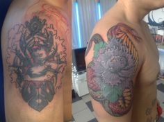 Tattoo-Foto: cover up