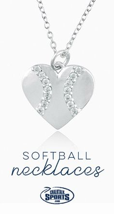 Show your softball pride with any of our unique softball necklaces that make great gifts for players, coaches, and fans. Softball Jerseys, Baseball Pitching, Softball Gifts, Cheerleading Gifts, Basketball Gifts, Baseball Training, Girls Softball, Baseball Hat, Basketball Court