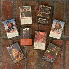 Country Cassette Tape Lot of 8 Willie Waylon Merle Urban Cowboy Bellamy Bros #AlternativeCountryAmericanaCountryRockCowboyCountryHonkyTonkOutlawCountryTraditionalCountry
