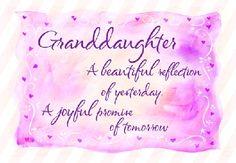Granddaughter Sayings | Granddaughter Quotes Follow...