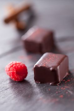 Chocolate by Four Seasons Hotels Istanbul -- Fig Chocolate Raspberry