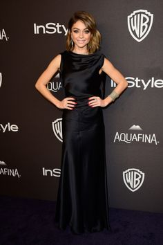 Sarah Hyland at The Golden Globes 2016 After Party