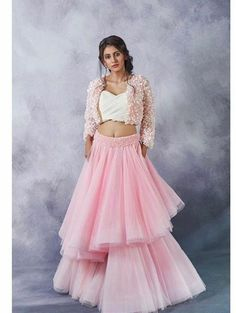 Some Beautiful Lehenga Looks For Not So Wedding Day:-Awesomelifestylefashion