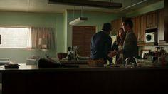 "Shut Eye 1x02 ""The Hanged Man"" - Charlie Haverford (Jeffrey Donovan), Linda Haverford (KaDee Strickland) & Eduardo Bernal (David Zayas)"