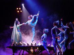 Cirque du Soleil presents Alegría -  Enough said!