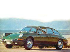 1967 Porsche 911 S 4-door by Troutman