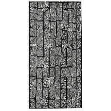 Gulach Spike Rush (Black State) by Terry Ngamandara Indigenous Art, City Photo, Art Gallery, Fine Art, Contemporary, Artwork, Black, Art Museum, Work Of Art