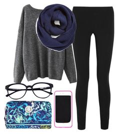 """{Dreams are endless}"" by kaitlynbug1226 ❤ liked on Polyvore featuring moda, Vera Bradley, Helmut Lang, Lilly Pulitzer y BP."