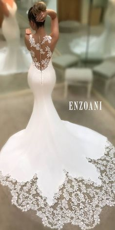 @enzoani will have everyone captivated by your bridal beauty!