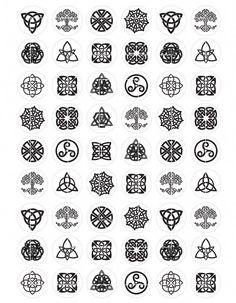 Viking Tattoo Symbol, Celtic Tattoo Symbols, Rune Tattoo, Celtic Tattoos, Viking Tattoos, Tattoo Life, Celtic Art, Viking Rune Meanings, Celtic Knot Meanings