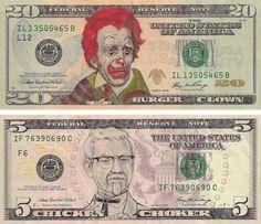 Iconic Money Manipulation | World Of Female
