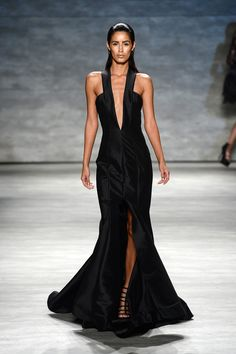ABY Runway Review: Michael Costello Spring 2015 Mercedes-Benz Fashion Week | ART BECOMES YOU