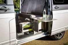 Der SpaceCamper VW T6 Camping-Ausbau - Reisemobil, Wohnmobil, Campingbus und…