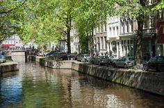 Pretty Amsterdam Canal