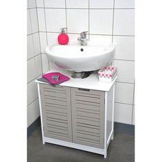 11 meilleures images du tableau meuble de salle de bain sale de bain meuble salle de bain et - Monter un meuble sous evier ...