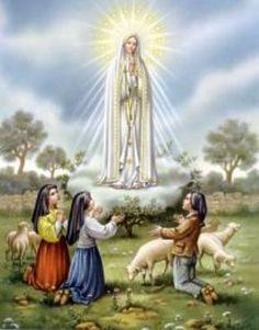Pięć modlitw, do odmawiania których Maryja zachęcała w Fatimie.