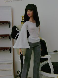 New doll ! by Wandy in Pensacola, via Flickr