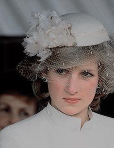 """margaretroses: """"The Princess of Wales at a welcome ceremony in Tauranga on 31 March 1983. """""""