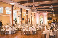 Real Wedding at Revolution Mill Studios {Erin   Cameron – Part 2} | Greensboro, NC Wedding Coordinator