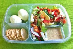 #Salad with Dijon Vinaigrette