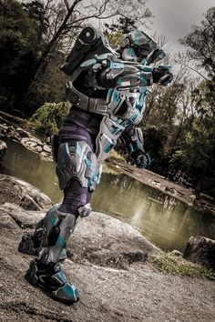 Halo 4 Hazop Spartan A-113 Asgardianhammer by Asgardianhammer
