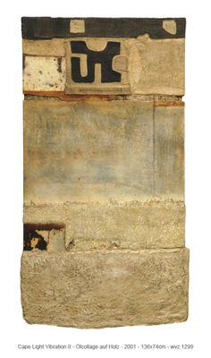 """artpropelled: """"Collage utilisant kuba tissu par Christian Heinrich"""""""