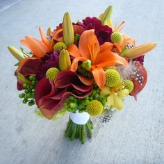 Autumn wonderment with everything fabulous to feathers!