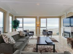 Condo vacation rental in Rockaway Beach, OR, USA from VRBO.com! #vacation #rental #travel #vrbo