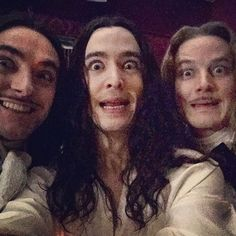 Very much looking forward to seeing these clowns again! #Versailles #Season2