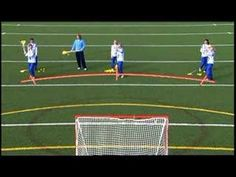 winning lacrosse: skills and drills for girls