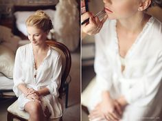 how to shoot bride preparation