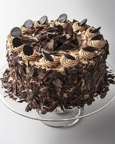 Chocolate Mocha Cake in Epicure 2012 from Neiman Marcus on shop.CatalogSpree.com, my personal digital mall.