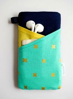 Similar Items like iPhone 6 Case, Blue iPhone 6 Plus Case Boho iPhone 6 Sleeve, Cross iPhone 6 Pouch, Gold iPhone Fabric Case with 2 Pockets Royal Blue on EtsyInformations About Ähnliche Artikel wie iPhone 6 Case, blau iPhone 6 Plus Fall Boho iPho Iphone 6 Pouch, Iphone 6 Plus Case, Diy Phone Case, Iphone 5s, Felt Phone Cases, Cellphone Case, Sewing Hacks, Sewing Tutorials, Sewing Patterns