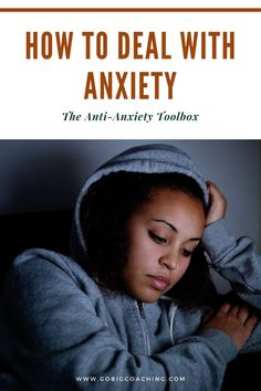 I don't know about you, but for me, anxiety is the feeling I have the hardest time dealing with – because it makes me feel all alone and out of control over my life.