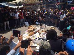 El pueblo mexicano decidiendo lo que quiere: del repudio a la farsa electoral a construir la autonomía