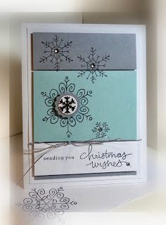 Me, My Stamps and I: Fa La La Christmas