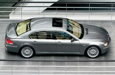 BMW Series High Security Is Coming To India Carworldcom - 2003 bmw 740li
