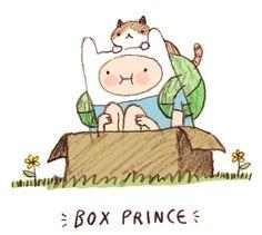 Box Prince episode, Finn | Adventure Time