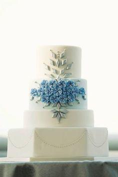Sophisticated Wedding Cakes