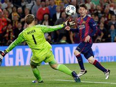 2015 Champions League Final - Barcelona vs. Juventus