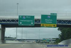 Interstate 75, Ohio