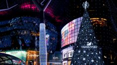 Shopping Center, Marina Bay, Empire State Building, Times Square, Travel, Image, Photos, Viajes, Shopping Mall