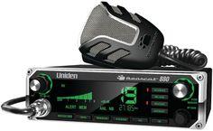 uniden - bearcat 880 cb radio with 7 color display backlighting